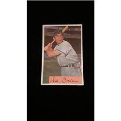 1954 Bowman Sid Gordon