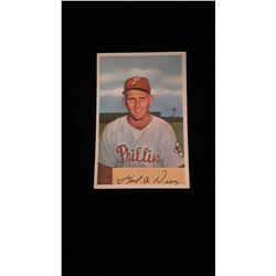 1954 Bowman Karl Drews