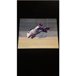 Ken Griffey Jr Autograph 8x10 Photo W/COA