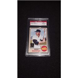 1968 Topps Mickey Mantle GEM MINT 10 Reprint