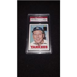 1967 Topps Mickey Mantle GEM MINT 10 Reprint