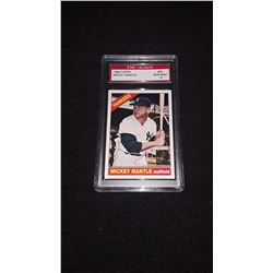 1966 Topps Mickey Mantle GEM MINT 10 Reprint