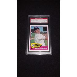 1964 Topps Mickey Mantle GEM MINT 10 Reprint