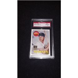 1969 Topps Mickey Mantle GEM MINT 10 Reprint