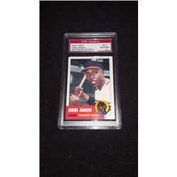 1953 Topps Hank Aaron GEM MINT 10 Reprint