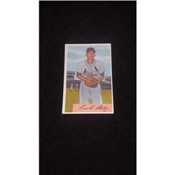 1954 Bowman Gerry Staley