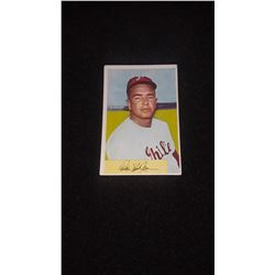 1954 Bowman WIllie Jones