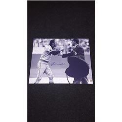 Billy Martin Autograph 8x10 Photo W/COA