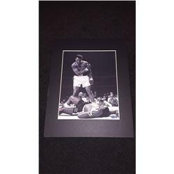 Muhammad Ali  Autograph 11x14 Matted Photo W/COA