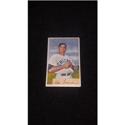 1954 Bowman Bill Serena