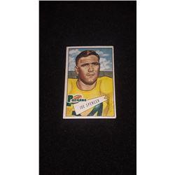 1952 Bowman Small Joe Spencer