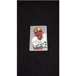1952 Bowman Small Ollie Matson SP Rookie Card