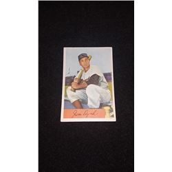 1954 Bowman Jim Dyck