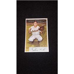 1954 Bowman Johnny Bucha