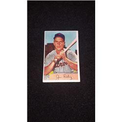 1954 Bowman Jim Delsing