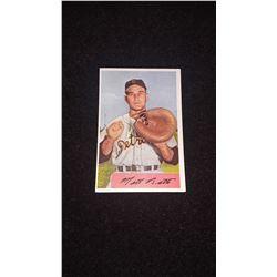 1954 Bowman Matt Batts