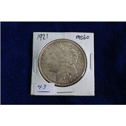 U.S.A. Morgan Dollar (1)