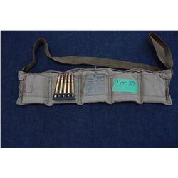 Factory Ammunition - 1 Belt of 50 rounds - 303 Ball