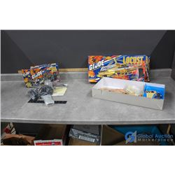 G.I Joe Toys in Box