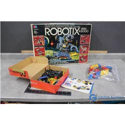 Robotix in Orginal Box & Assorted Mecano