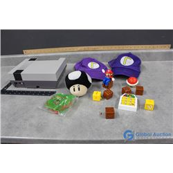 Nintendo Console (for parts) and Nintendo Toys & Collectibles