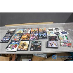PC, PS2 & PS3 Games