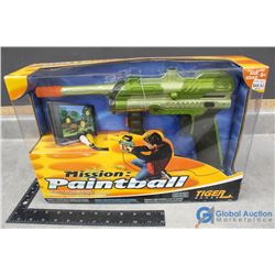 Mission Paintball Game - In Box