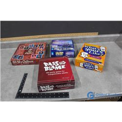 (3) Games and Puzzle with Boxes