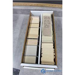 o-Pee-Chee 1980's Hockey Cards