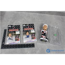 Gretzky, Lemieux and Pronger Collectibles in Packages