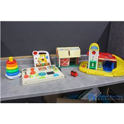 Vintage Fisher-Price Kids Toys & Playsets