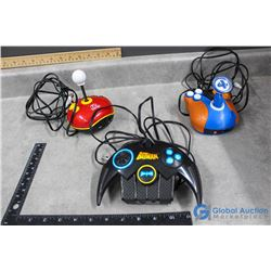 (3) Plug-n-Play Electronic Games