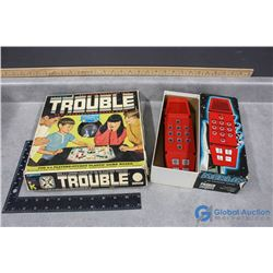 Vintage Trouble and Merling with Boxes
