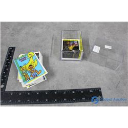 Sesame Street 1992 Trading Cards