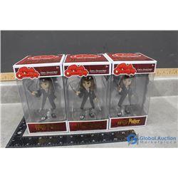(3) In Box Hermione Granger Rock Candy Vinyl Figures
