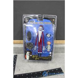 Nightmare Before Christmas Santa Jack In Box