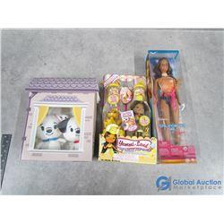 Barbi, Yummi-Land and Disney's Itty Bittys Pongo&Perdita