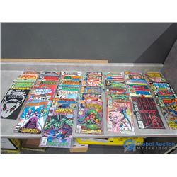 (50) First Edition Comics