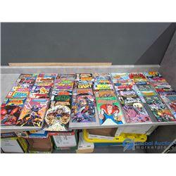 (50) Misc Comics