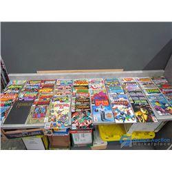 (50) Marvel Hero Comics