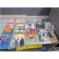 (20) Graphic Novels