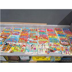 (50) Archie Comics