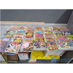 (40) Red Sonja Comics