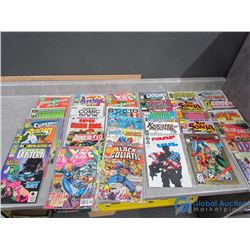 (30) First Edition Comics