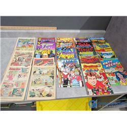 (22) Misc Comics