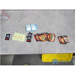 G.I Joe and Army Game Cards