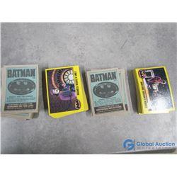 1989 Batman Movie Collector Cards