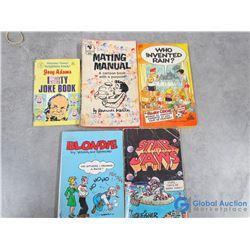 Vintage Books - Blondie, etc