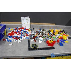 Large Lot of Lego Building Blocks