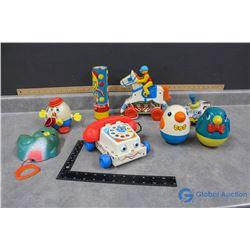 Vintage Kids Toys